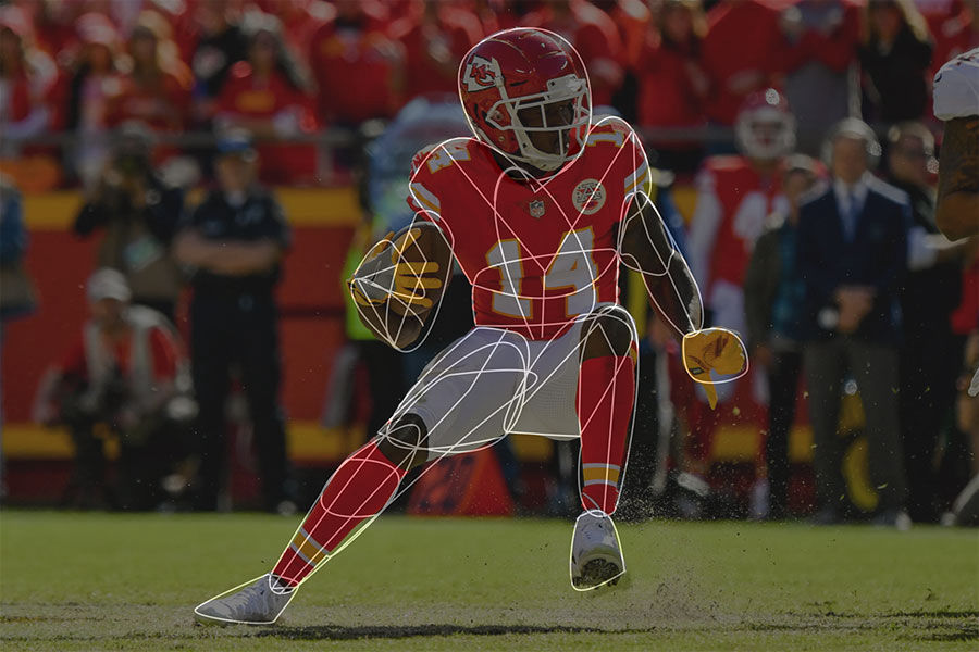 3D & 2D Body Pose Sammy Watkins